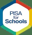 PISA para as Escolas Logo